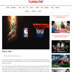 Watch NBA - Tunning360