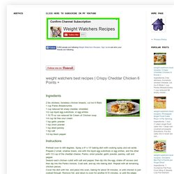 weight watchers recipes: weight watchers best recipes