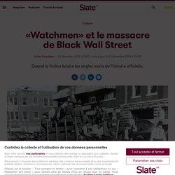 «Watchmen» et le massacre de Black Wall Street