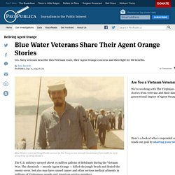 Agent Orange Stories