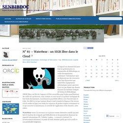N° 87 – Waterbear : un SIGB libre dans le Cloud « SENBIBDOC