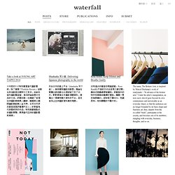 WATERFALL MAGAZINE