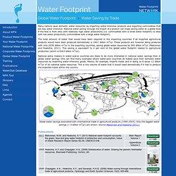Waterfootprintorg Water Footprint And Virtual Water   Download Ebook
