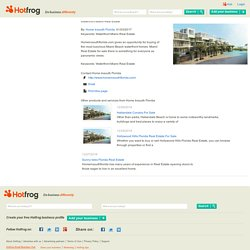 Waterfront Miami Real Estate