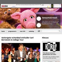 NTR - Nieuws - Watergate-schandaal onthuller Carl Bernstein in College Tour