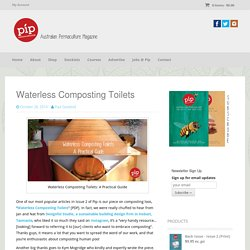 Waterless Composting Toilets: A Practical Guide