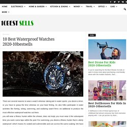 Top10 Best Waterproof Watches in world-10bestsells