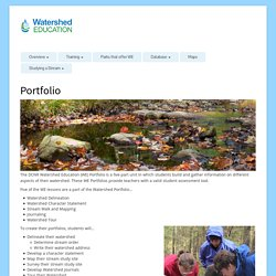 Watershed Education