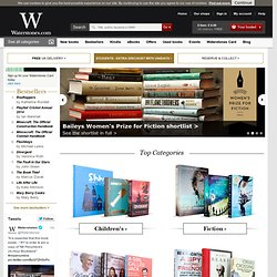 Books, Textbooks, eBooks and eReaders at Waterstones.com
