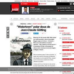 """Watertown"" polar doux de Jean-Claude Götting"