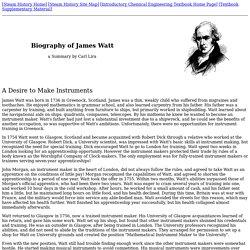 Watt Biography