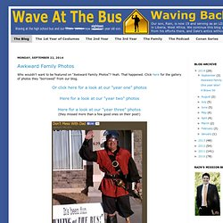 Wave At The Bus