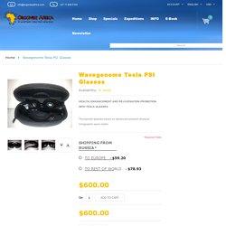 Wavegenome Tesla PSI glasses