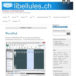 WavePad - Portail d'informatique