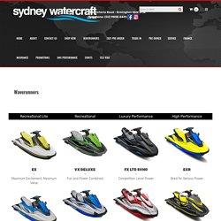 Waverunner - Sydney Watercraft Centre