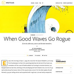 When Good Waves Go Rogue - Issue 15: Turbulence