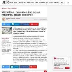 Wavestone : naissance d'un acteur majeur du conseil en France