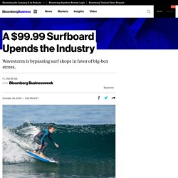 Wavestorm's $99.99 Surfboard Upends the Industry