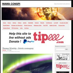 WAWA CONSPI - Blog - Pale Moon
