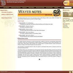 Wayeb Notes - Introduction