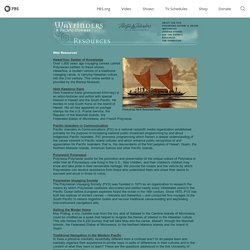 Wayfinders : Web Resources