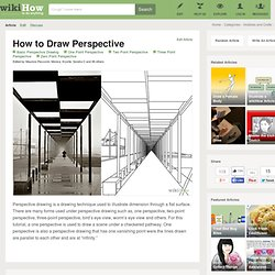 5 Ways to Draw Perspective