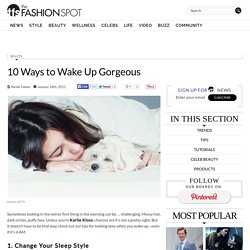 The Fashion Spot - StumbleUpon
