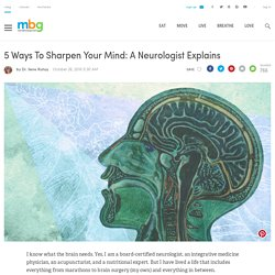 5 Ways To Support Your Neurology