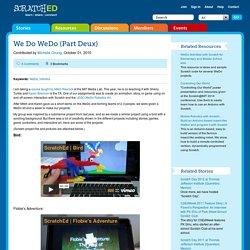 We Do WeDo (Part Deux)