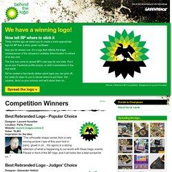BP Global alternative logo designs