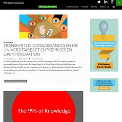 WE-Open Innovation