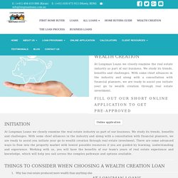 Wealth Creation Strategies Sydney