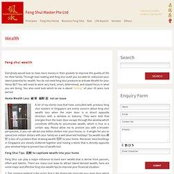 Wealth - Feng Shui Master