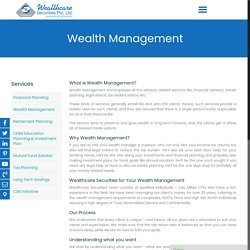 Best Investment Advisory Services