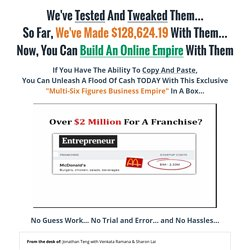 Wealthy PLR Firesale