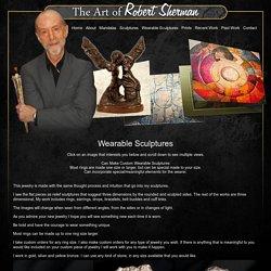 The Artist as Jeweler: Robert Sherman Wearable Sculptures