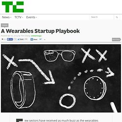 A Wearables Startup Playbook