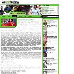 Eric Cantona WeAreFootball