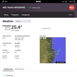 Weather - ABC Radio