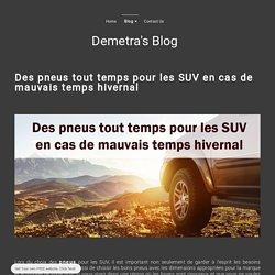 All weather tires - demetras-blog.simplesite.com