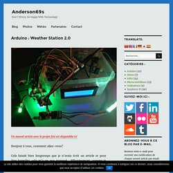 Weather Station 2.0