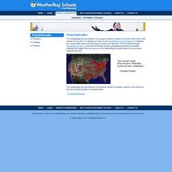 WeatherBug Schools