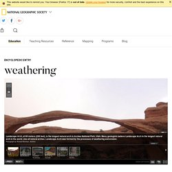 Weathering national geographic