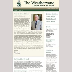 Weathervane 4.17.15