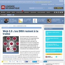 Web 2.0 : les DRH restent à la traîne