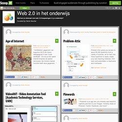 Web 2.0 in het onderwijs