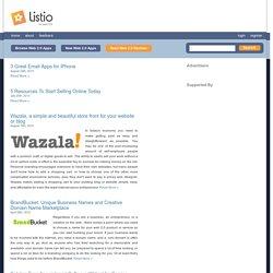 Web 2.0 Reviews