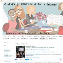 Web 2.0 Tools A-P