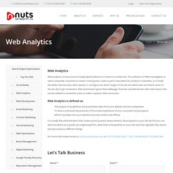Website Analytics in UAE