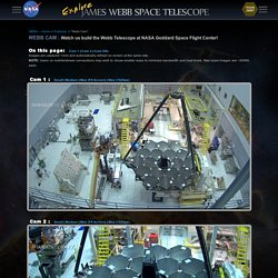Web Cam - JWST/NASA